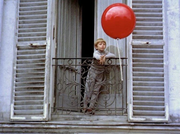 The Red Balloon WATCH Classic Short Film Le Ballon Rouge The Red Balloon