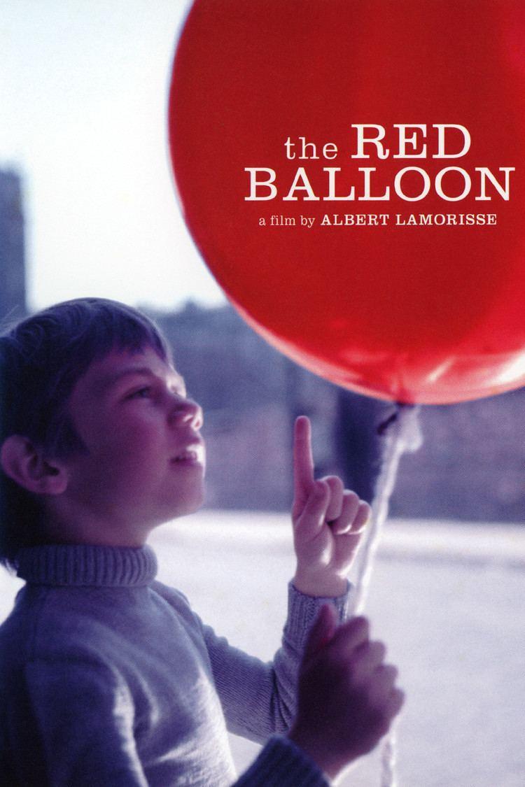 The Red Balloon wwwgstaticcomtvthumbdvdboxart176637p176637