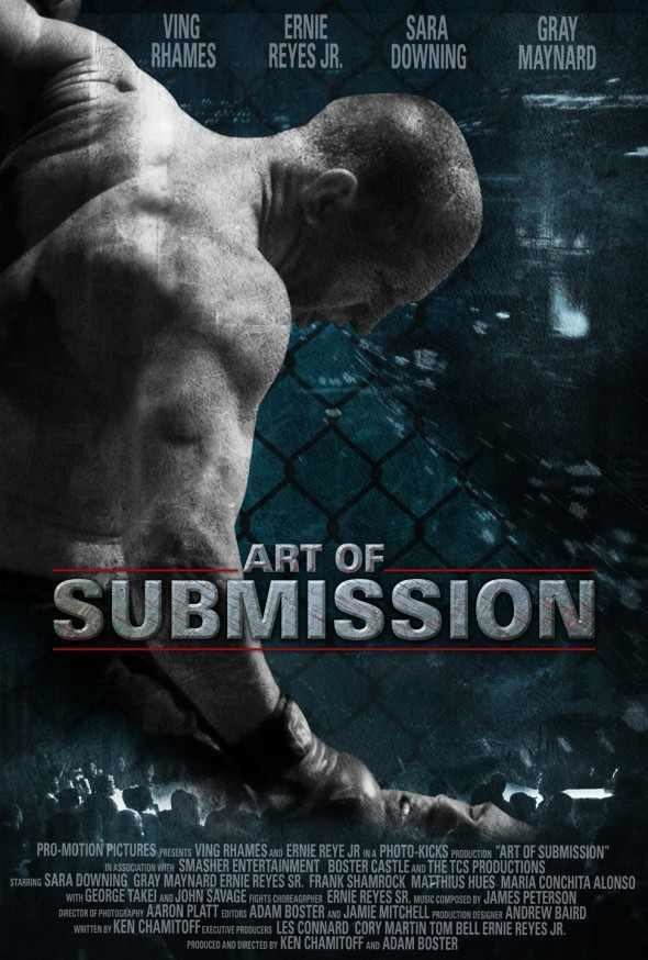 The Red Canvas Red Canvas Brings the Art of Submission to the Cage and the Big