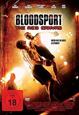 The Red Canvas Amazoncom Bloodsport the Red Canvas Import allemand Movies TV