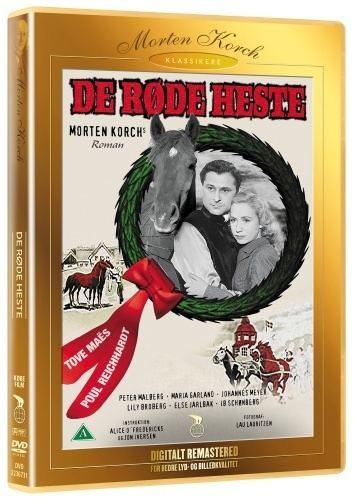 The Red Horses De rde heste p DVD deungesorddk
