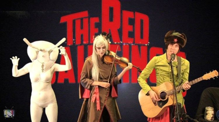The Red Paintings The Red Paintings quotDead Childrenquot THE SKINNY LIVE YouTube
