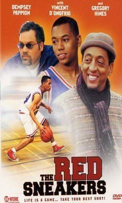 The Red Sneakers movie poster