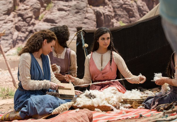 The Red Tent (miniseries) TV Movie Goodness MiniSeries Preview Lifetime39s The Red Tent