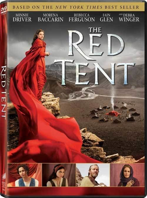 The Red Tent (miniseries) The Red Tent miniseries DVD news Press Release for The Red Tent
