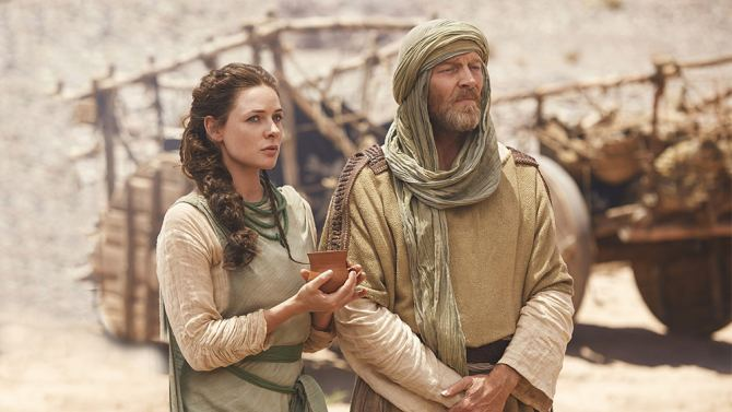 The Red Tent (miniseries) The Red Tent Miniseries TV Review on Lifetime Variety