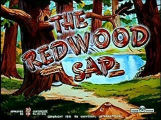 The Redwood Sap movie poster