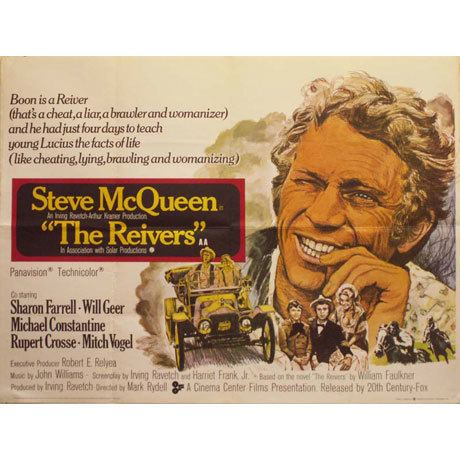 The Reivers (film) The Reivers Poster UK Quad 1969