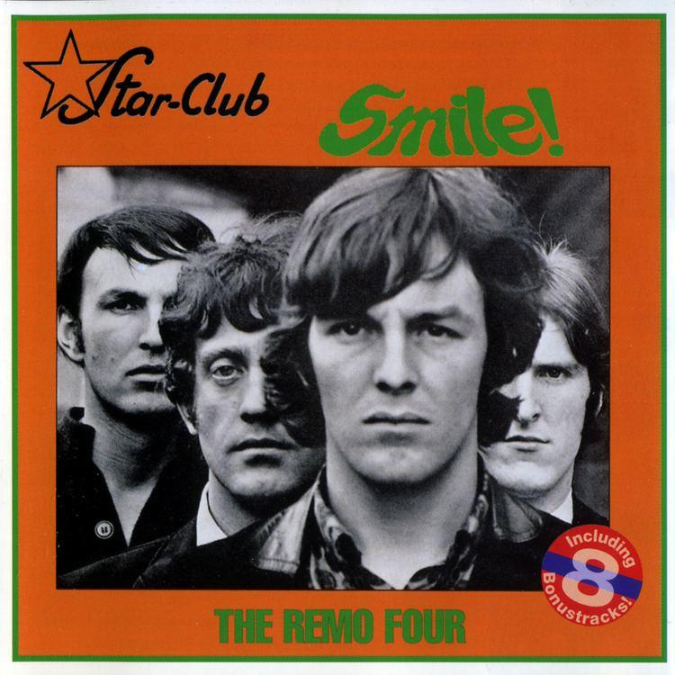 The Remo Four Rockasteria Remo Four Smile 196768 uk great Tony Ashton in a