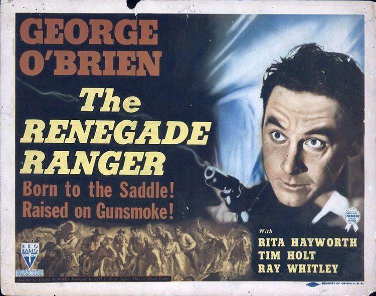 The Renegade Ranger The Renegade Ranger 1938