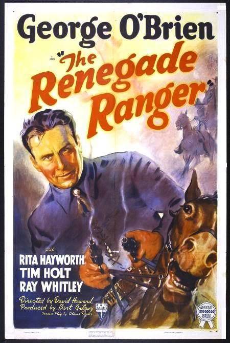 The Renegade Ranger Lauras Miscellaneous Musings Tonights Movie The Renegade Ranger