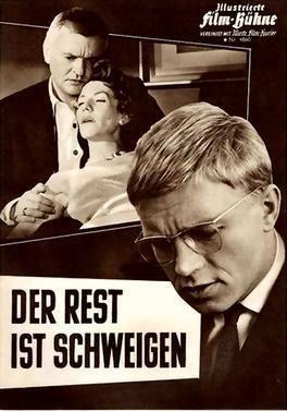 The Rest Is Silence (2007 film) The Rest Is Silence 1959 film Wikipedia
