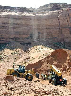 The Return of Navajo Boy Return of Navajo Boy results in uranium cleanup Navajo Times