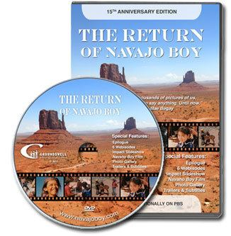 The Return of Navajo Boy The Return of Navajo Boy News Groundswell Educational Films