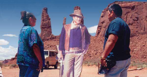 The Return of Navajo Boy movie poster