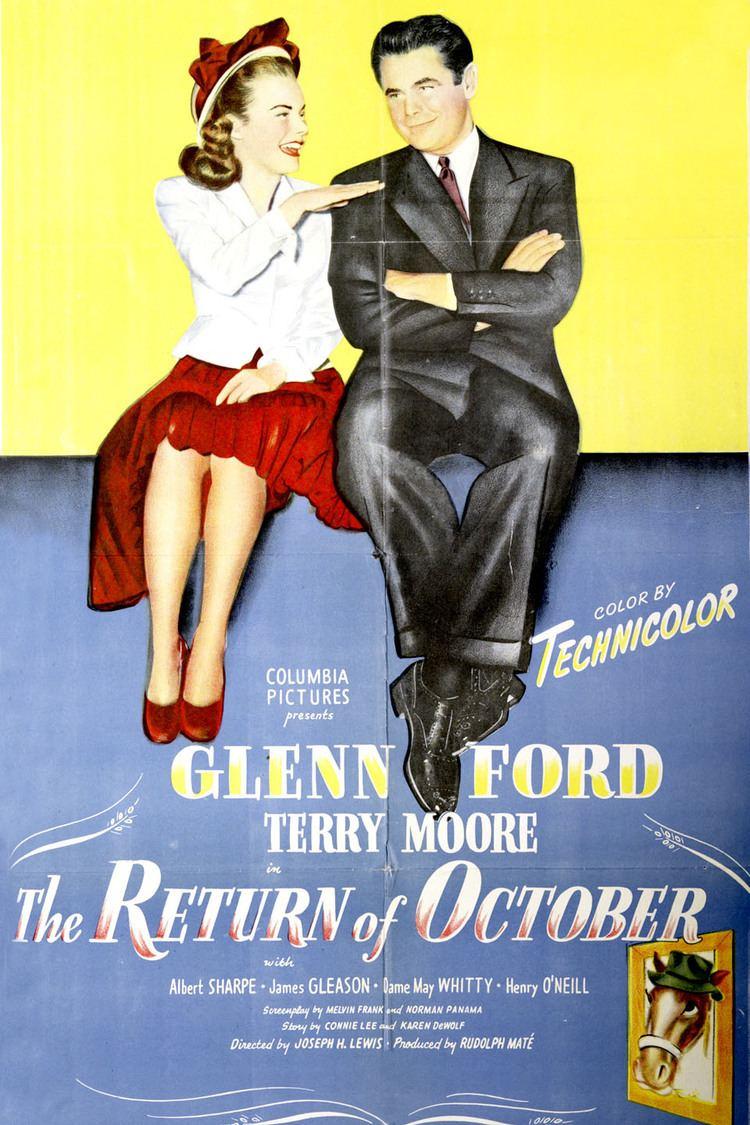 The Return of October wwwgstaticcomtvthumbmovieposters42549p42549