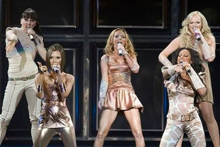 The Return of the Spice Girls The Return of the Spice Girls Tour