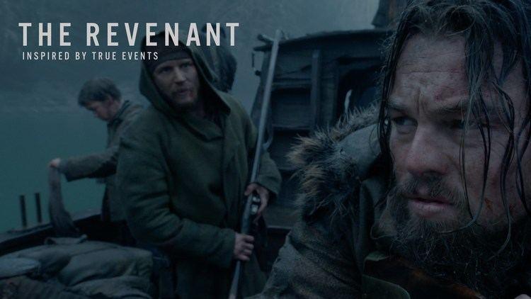 The Revenant (2015 film) The Revenant Official HD Trailer 2 2015 YouTube