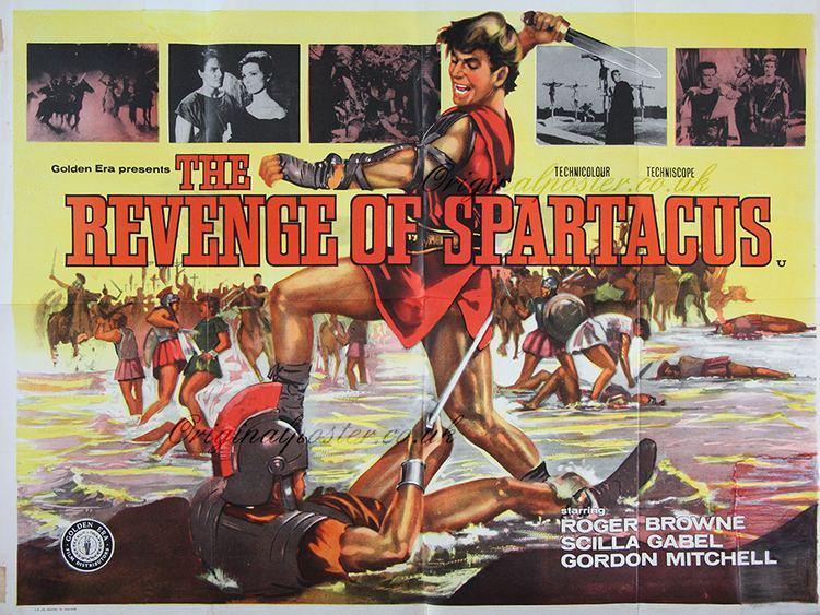 The Revenge of Spartacus La vendetta di Spartacus The Revenge of Spartacus Original