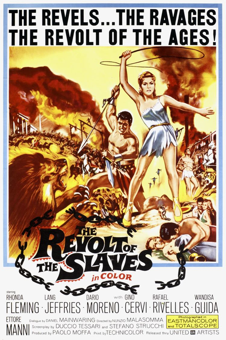 The Revolt of the Slaves wwwgstaticcomtvthumbmovieposters12771p12771