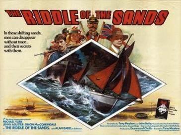 The Riddle of the Sands (film) The Riddle of the Sands film Wikipedia