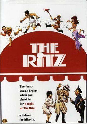 The Ritz (film) Amazoncom The Ritz 1976 Jack Weston Rita Moreno Jerry Stiller