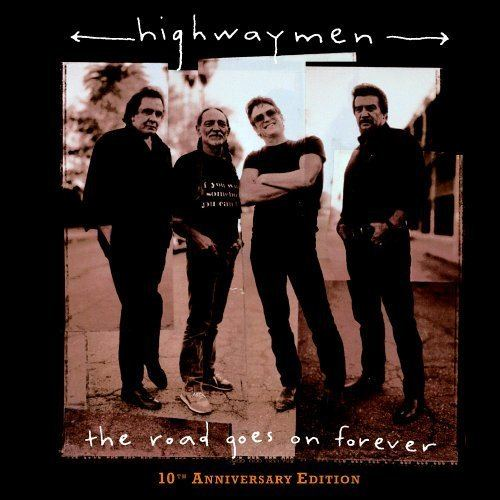 The Road Goes On Forever (The Highwaymen album) httpsimagesnasslimagesamazoncomimagesI5