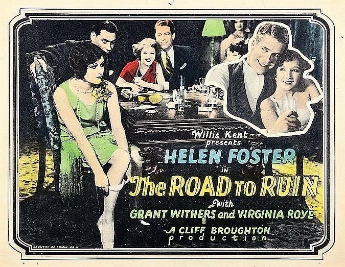 The Road to Ruin (1928 film) The Road to Ruin 1928 film Wikipedia