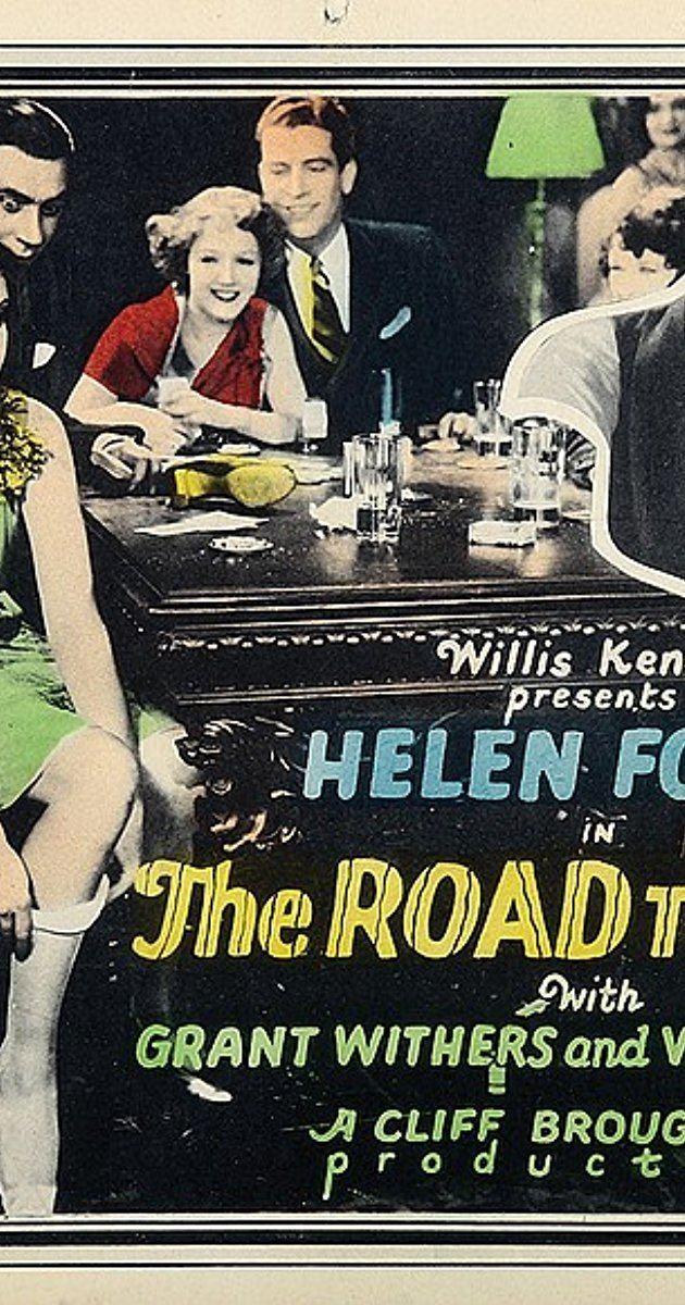 The Road to Ruin (1928 film) httpsimagesnasslimagesamazoncomimagesMM