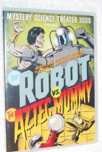 The Robot vs. The Aztec Mummy Robot vs the Aztec Mummy The Chatterbot Collection