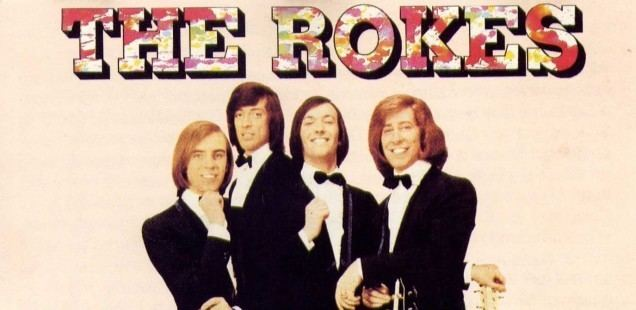 The Rokes TRACK The Rokes When The Wind Arises