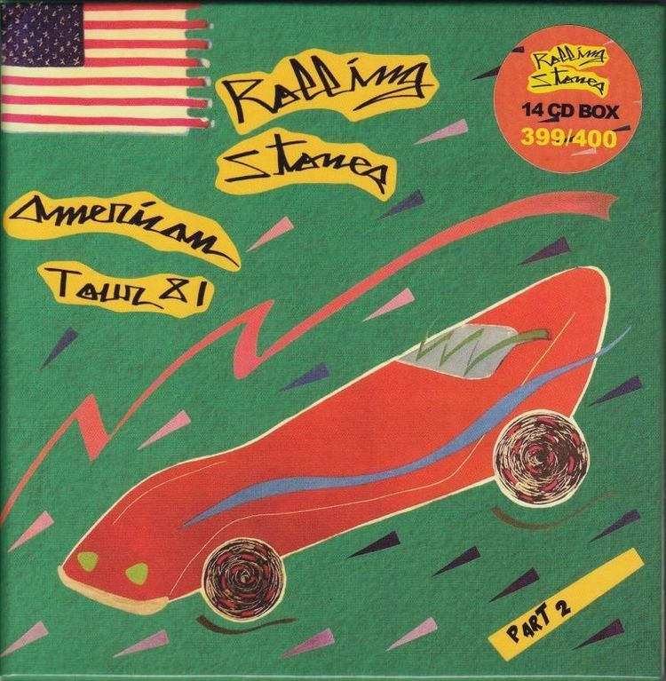 The Rolling Stones American Tour 1981 - Alchetron, the free