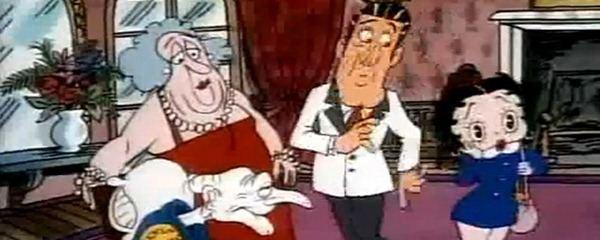 The Romance of Betty Boop The Romance of Betty Boop Cast Images Behind The Voice Actors