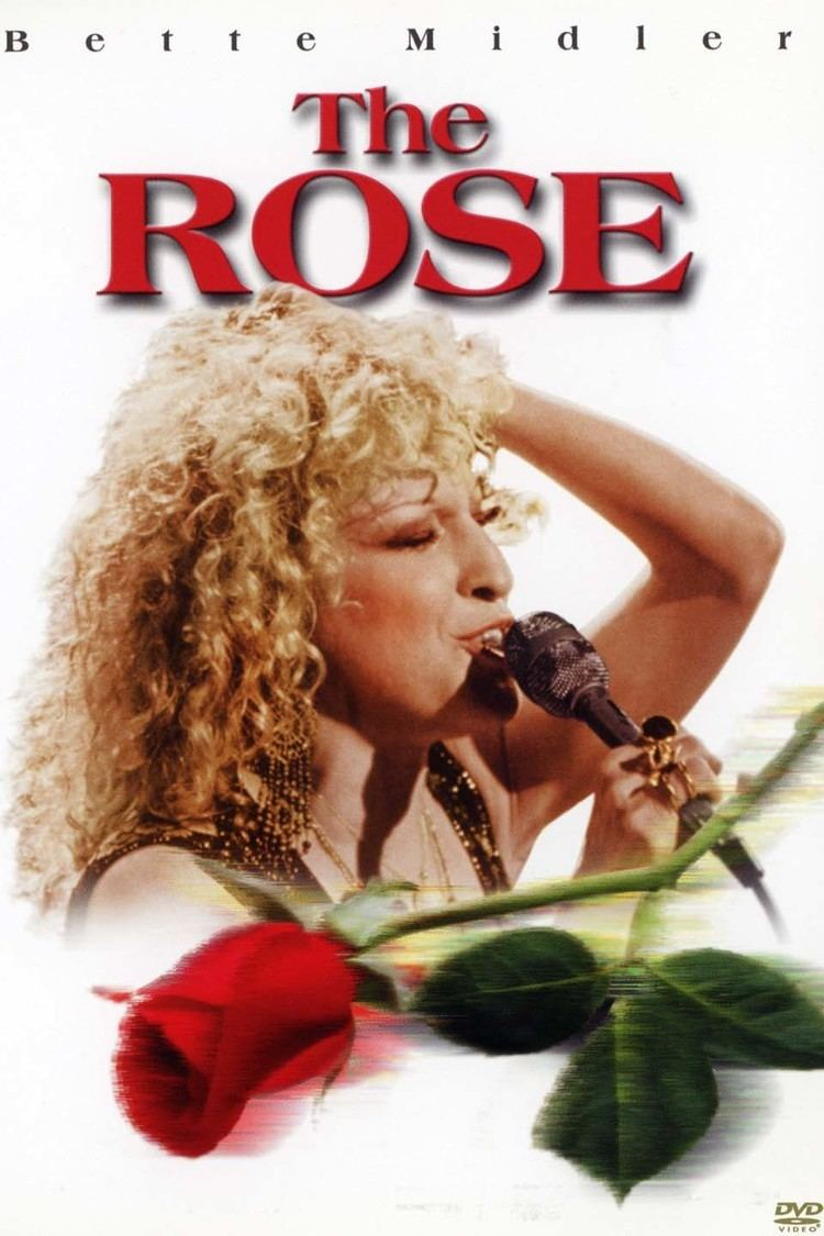 The Rose (film) Bette Midlers electrifying screen debut as The Rose VeryHelpfulnet