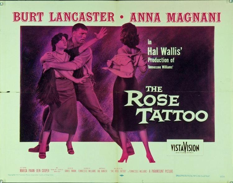The Rose Tattoo (film) The Rose Tattoo Film Studies