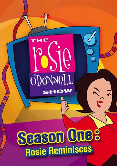 The Rosie O'Donnell Show The Rosie O39Donnell Show DVD news Press Release for The Rosie O