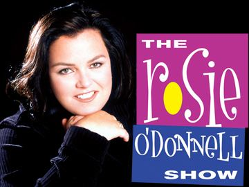 The Rosie O'Donnell Show Showtune Sunday When The Rosie O39Donnell Show was Broadway39s