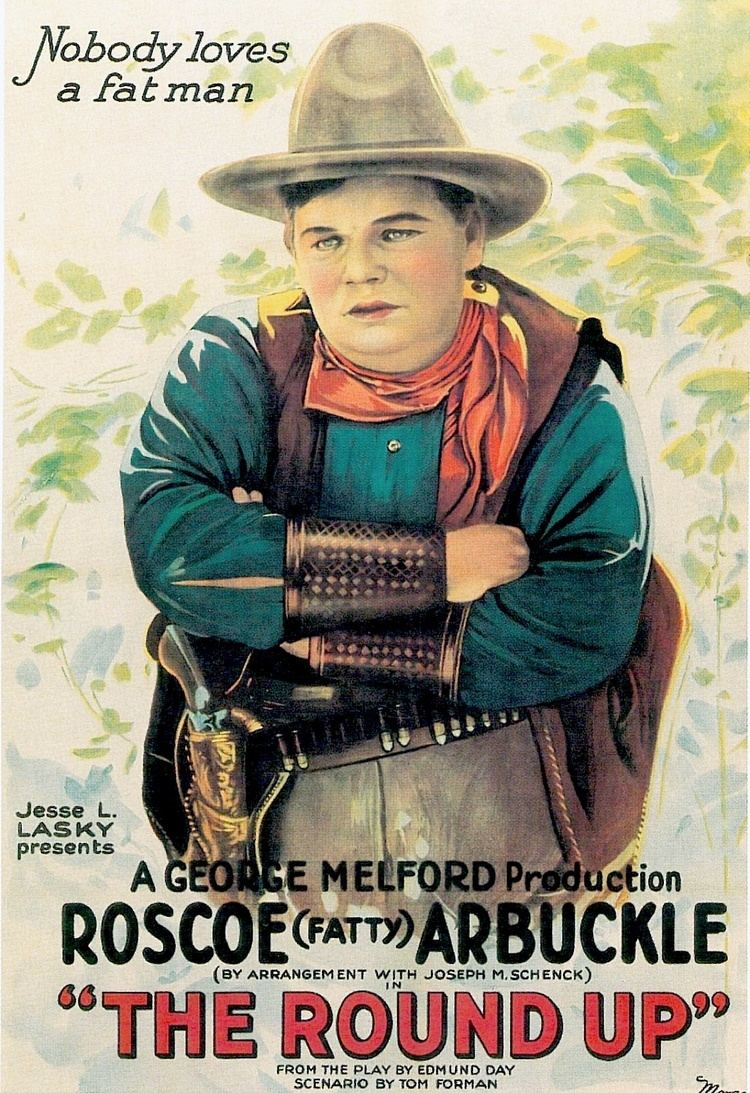 The Round-Up (1920 film) The RoundUp 1920 film Wikipedia