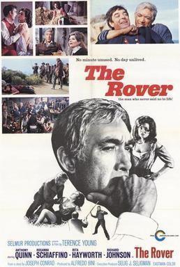 The Rover (1967 film) The Rover 1967 film Wikipedia
