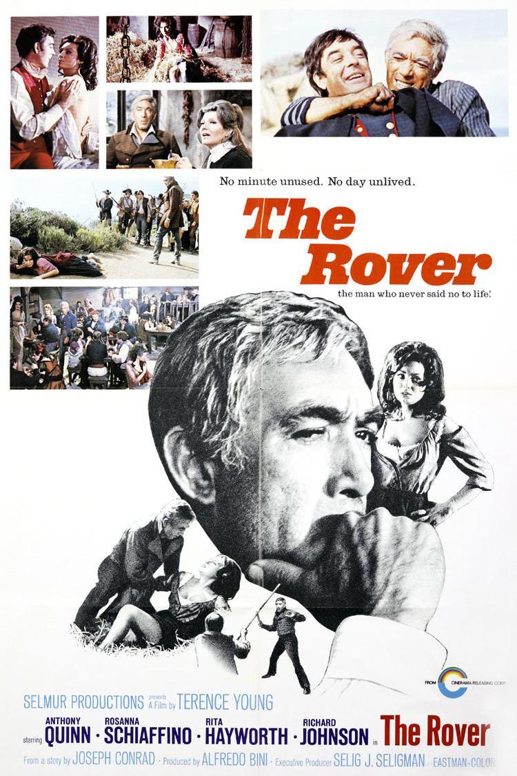 The Rover (1967 film) wwwgstaticcomtvthumbmovieposters39351p39351