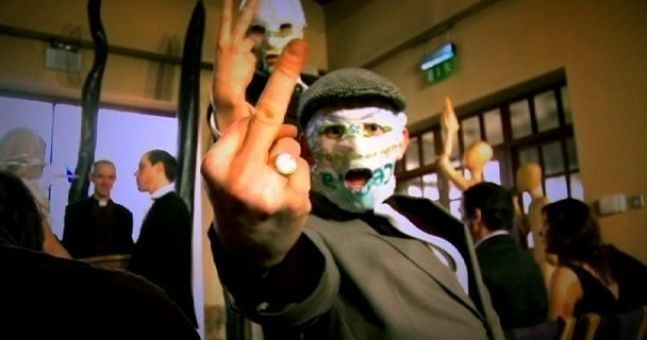 The Rubberbandits Pic The Rubberbandits39 description of the Good Friday drink ban and