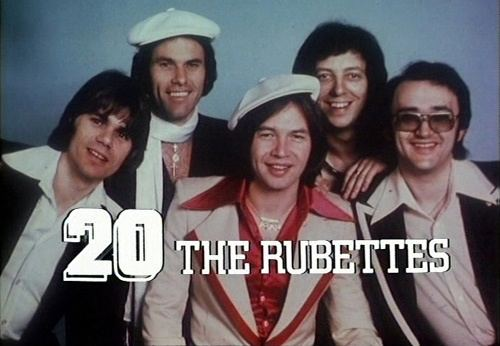 The Rubettes Rubettes Sugar Baby Love Juke Box Jive The Rubettes The Band