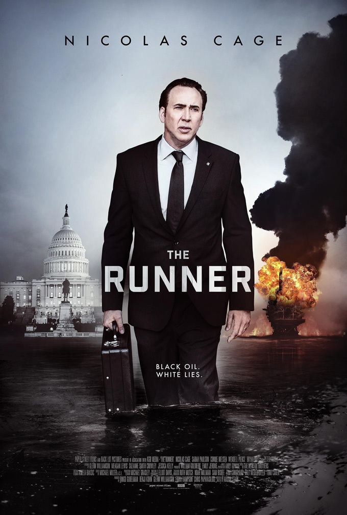 The Runner (2015 film) Watch Nicolas Cage Unravels After The BP Oil Spill In First Trailer