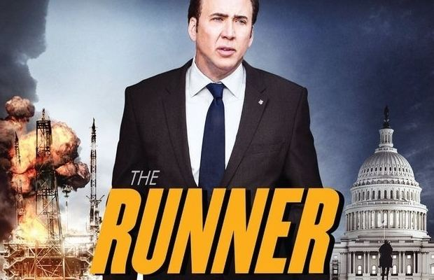 The Runner (2015 film) Poster For Cages Political Thriller The Runner ManlyMovie