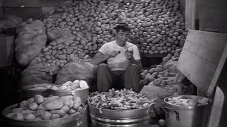 The Sad Sack Sad Sack The Paramount 1957 Jerry Lewis Phyllis Kirk Memorable TV