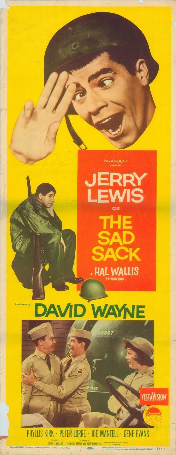 The Sad Sack The Sad Sack Movie Posters From Movie Poster Shop