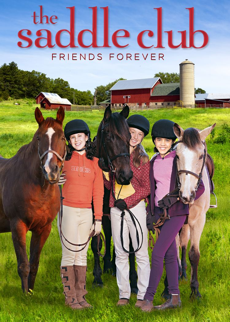 The Saddle Club The Saddle Club Friends Forever Cinedigm Cinedigm Entertainment
