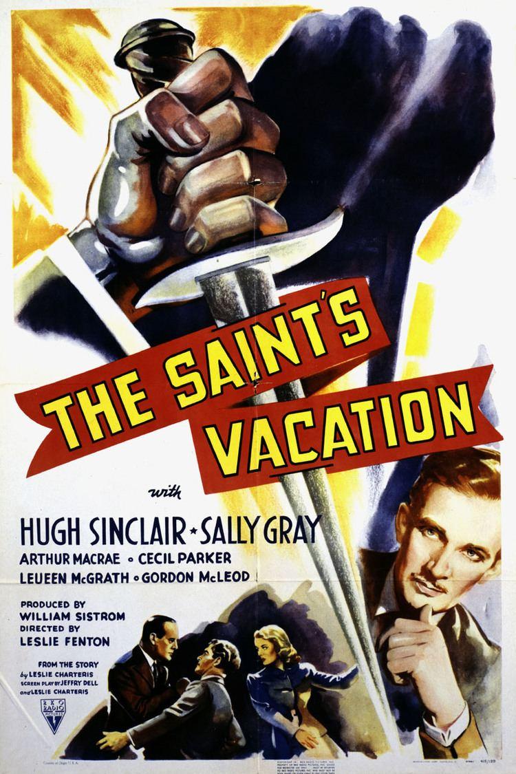 The Saint's Vacation wwwgstaticcomtvthumbmovieposters41030p41030