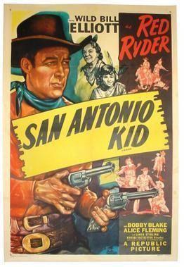 The San Antonio Kid The San Antonio Kid Wikipedia