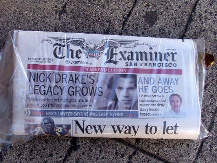 Gay newspapers in san francisco